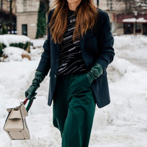 Τι φοράμε όταν χιονίζει ξαφνικά; Κομμάτια-κλειδιά για να αποκτήσετε