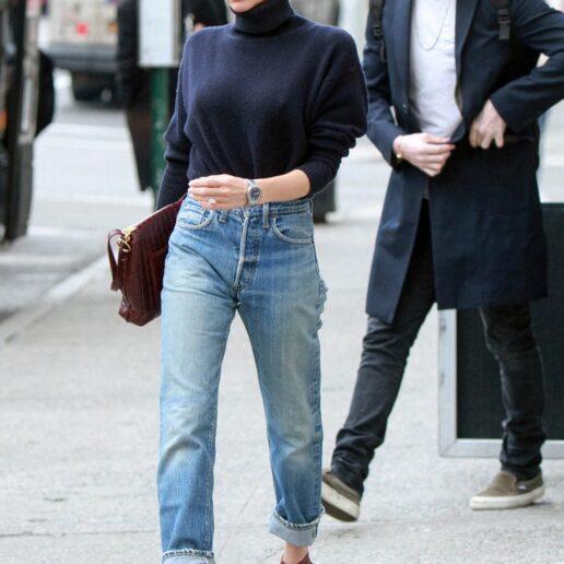 Denim look: Τα καλύτερα σύνολα της Victoria Beckham με jeans