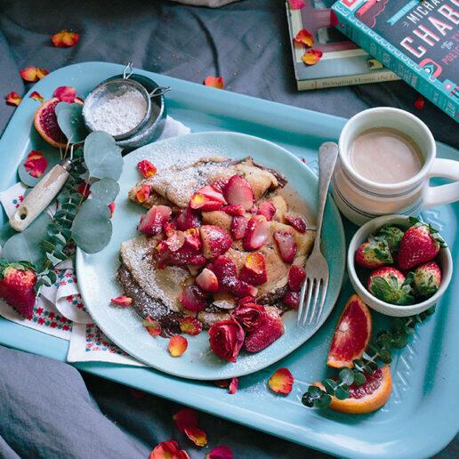 French Pancakes: H συνταγή για τις πιο νόστιμες σπιτικές κρέπες