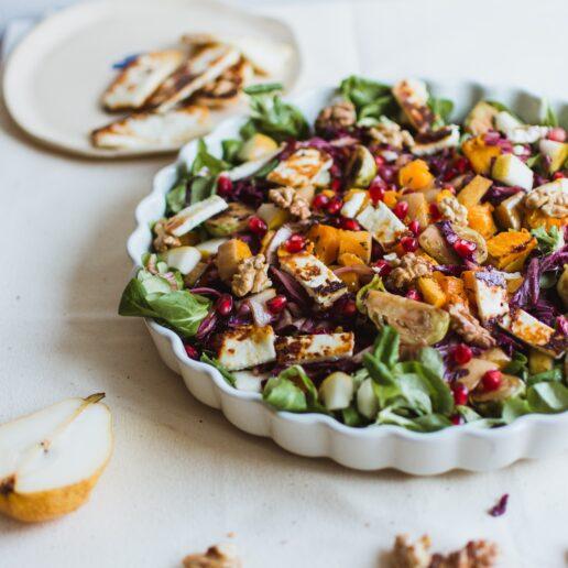 Salad Recipe: Μια εύκολη σαλάτα με κοτόπουλο για τα καθημερινά σας γεύματα