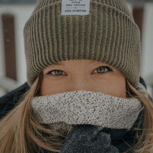 Winter Lips: Πώς να διατηρήσετε τα χείλη σας απαλά τον χειμώνα