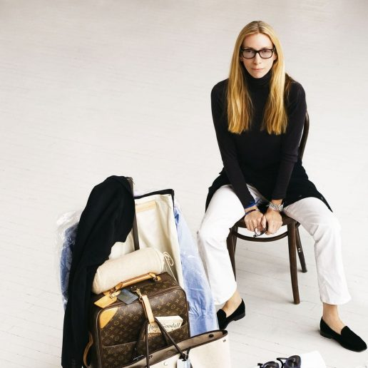 White Jeans: Πώς μια Vogue editor κατάφερε να βρει το τέλειο λευκό τζιν