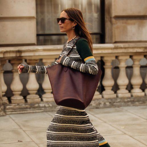 Horizontal Stripes: Αυτό το ριγέ φόρεμα είναι ό,τι χρειαζόμαστε