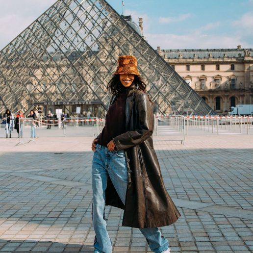Vintage Leather Jacket: 4 τρόποι να το φορέσετε όπως τα μοντέλα