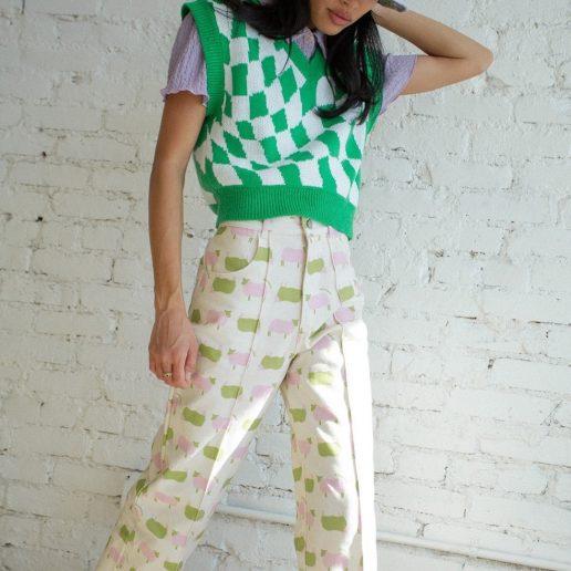 "Party Trousers: Tα στιλάτα παντελόνια που λατρεύουν τα ""it"" girls"