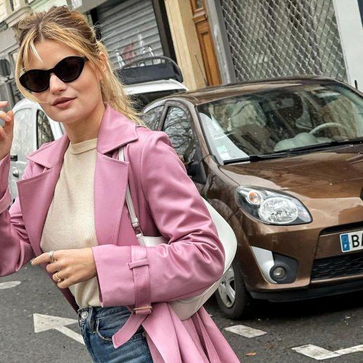 Pink Coat: 4 λόγοι να το εντάξετε στη γκαρνταρόμπα σας