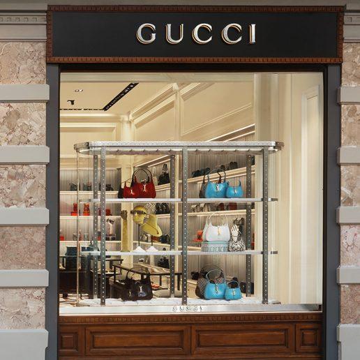 Ο οίκος Gucci ανοίγει νέο κατάστημα στο κέντρο της Αθήνας
