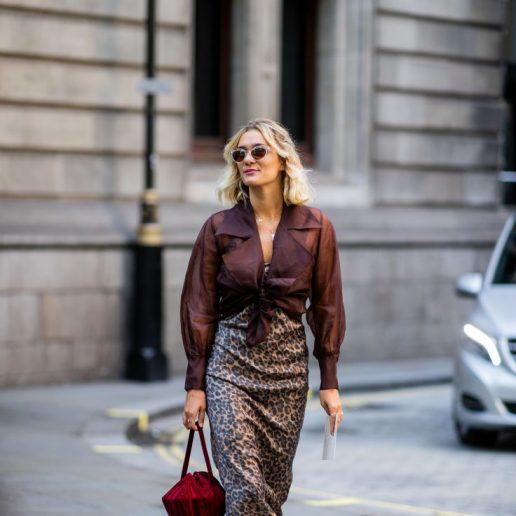 Leopard φούστα: Ο οδηγός για να τη φορέσετε σωστά και τα ωραιότερα κομμάτια