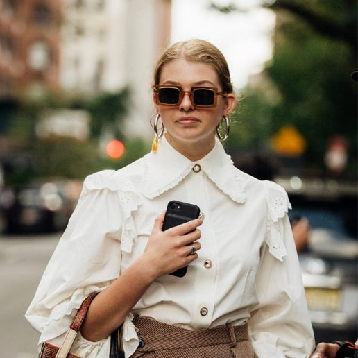 Big Collar Shirt: To πιο κομψό πουκάμισο της άνοιξης και που να το βρείτε
