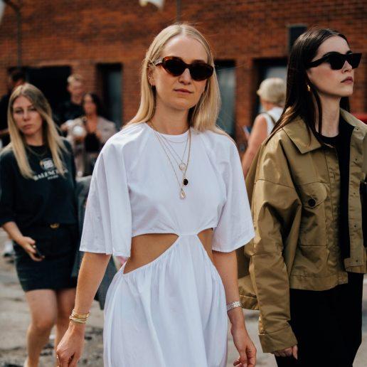 Little White Dress: Τα ωραιότερα λευκά φορέματα της άνοιξης