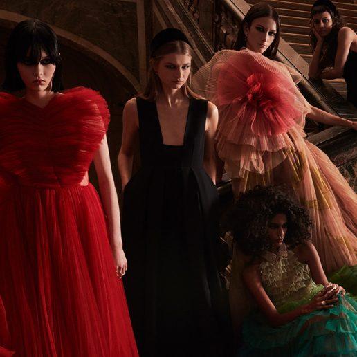 To AW 2021 show του οίκου Dior είναι βγαλμένο από παραμύθι