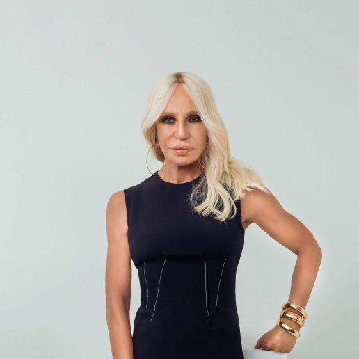 Medusa Blond: Η συνέντευξη της Donatella Versace στη Vogue Greece
