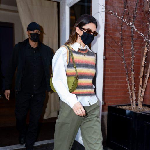 Retro Chic: Το ανοιξιάτικο look που λατρέψαμε στην Kendall Jenner
