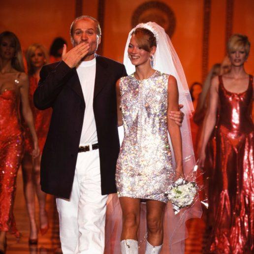 H Kate Moss είναι η απόλυτη πηγή έμπνευσης για τις εναλλακτικές νύφες