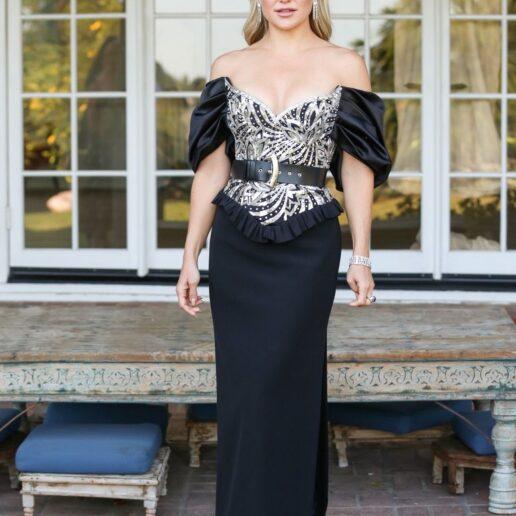 Oι λαμπερές παρουσίες που φόρεσαν δημιουργίες Louis Vuitton στις Χρυσές Σφαίρες 2021