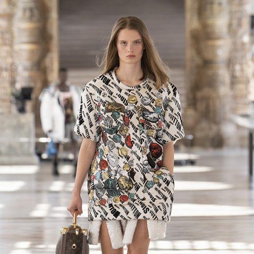 Το show του οίκου Louis Vuitton στην Εβδομάδα Μόδας του Παρισιού