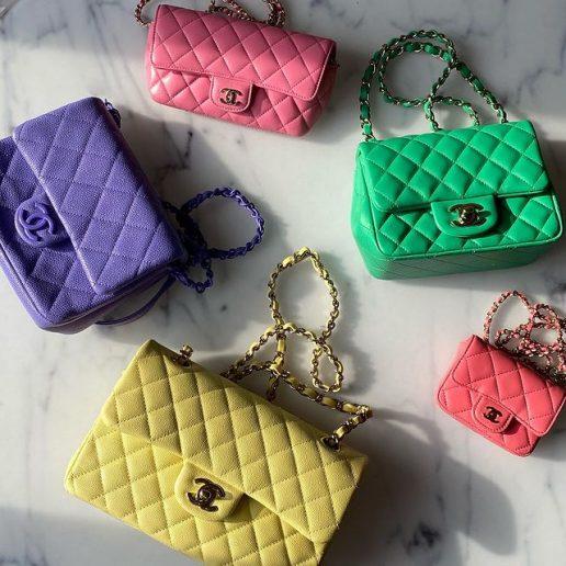 Colored bags: Η λεπτομέρεια που θα απογειώσει το στυλ σας