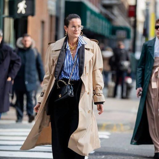 Striped Shirt: Πώς θα το προσθέσετε στο street style της άνοιξης;