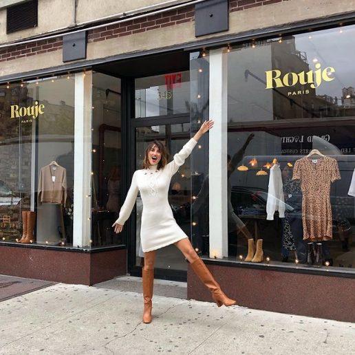 Πλεκτό φόρεμα: Θα αντικαταστήσει όλα τα homewear