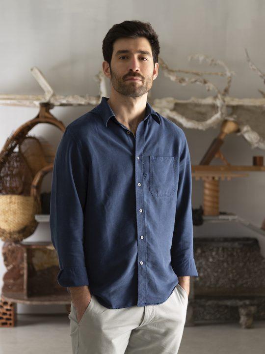 Ο Κώστας Λαμπρίδης ανοίγει τα φτερά του στο Παρίσι