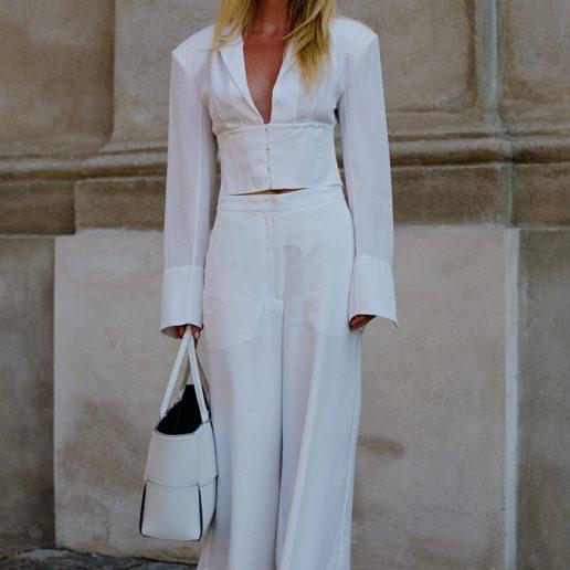 Total White: Πώς θα φορέσετε το λευκό head-to-toe;