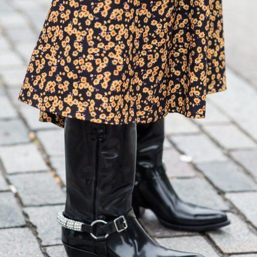 Cowboy boots: 6 ανοιξιάτικοι συνδυασμοί και τα ωραιότερα σχέδια