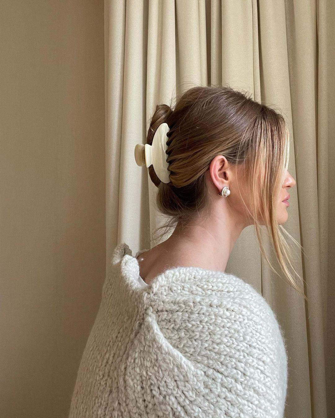 Rosie HW Hair Clip