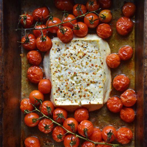 Συνταγές: H μακαρονάδα με φέτα και ντοματίνια που έγινε viral στο TikTok