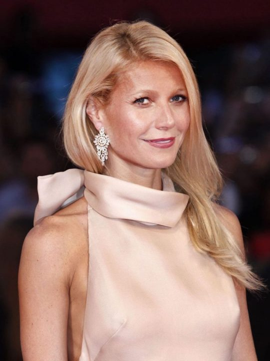 The Hollywood Gawker: Gwyneth η ατρόμητη
