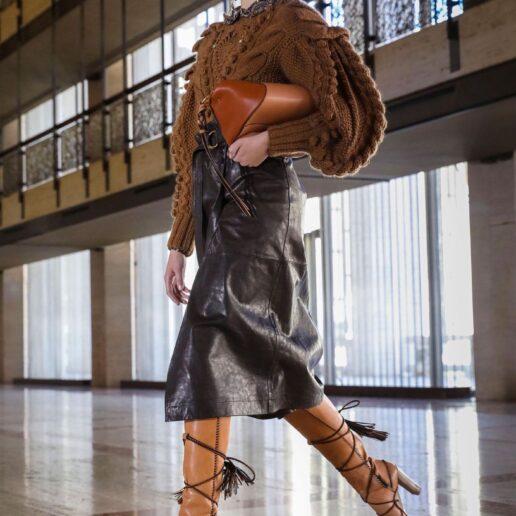 Shoes FW21: Οι πασαρέλες παρουσιάζουν τα παπούτσια των ονείρων μας