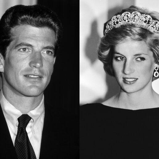 Η άγνωστη συνάντηση της Νταϊάνα και του John Kennedy Jr.