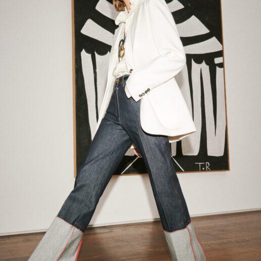 Turn-up Jeans: Η νέα μόδα στα τζιν και τα καλύτερα σχέδια
