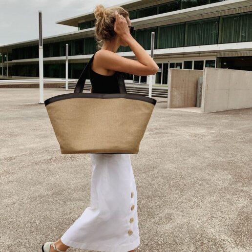 Beach Bags: Επιστρέφουν από τώρα και συνδυάζονται με τα πάντα