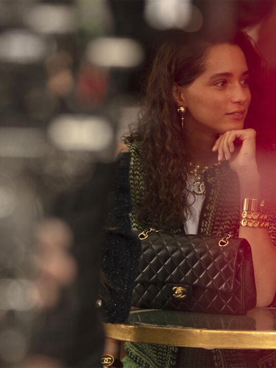H Chanel 11.12 bag μέσα από τα μάτια της Sofia Coppola