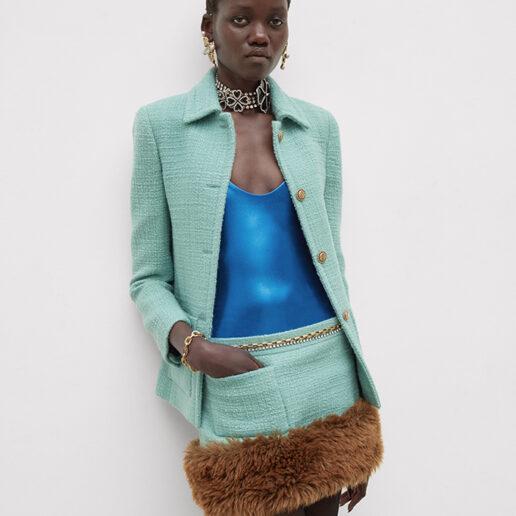 Tweed σακάκι: Είναι η πιο fresh τάση του φθινοπώρου