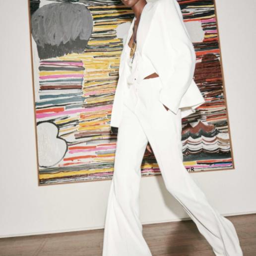 White Suit: Πώς θα φορέσετε το λευκό κοστούμι σαν fashion expert