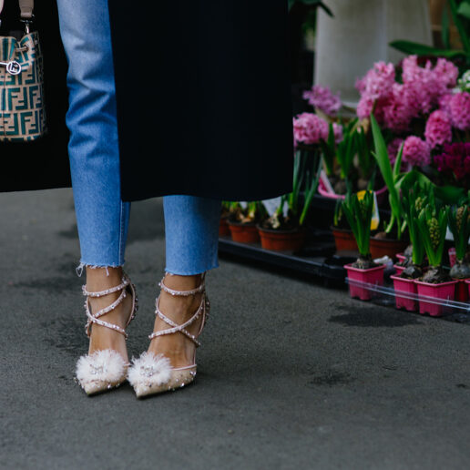 Με ποια παπούτσια θα συνδυάσετε τα τζιν σας;