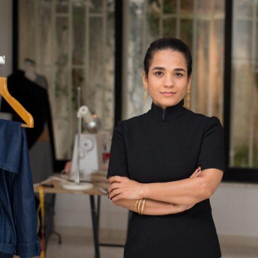 Από το προσφυγικό καμπ της Μόριας στα δικά της Fashion Shows στην Αθήνα!