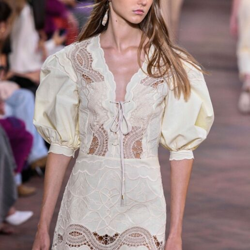Catwalk Trends: Τα πιο θηλυκά φορέματα της σεζόν είναι από δαντέλα