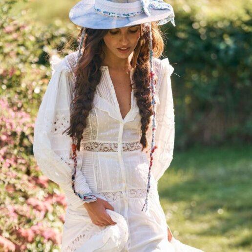 Summer White: Τα ωραιότερα λευκά φορέματα του καλοκαιριού