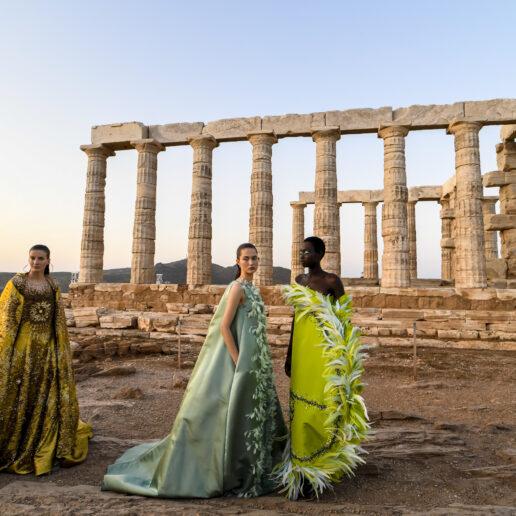 Fashion Tribute: Όταν οι μεγαλύτεροι οίκοι μόδας εμπνέονται από την Ελλάδα και τον αρχαιοελληνικό πολιτισμό