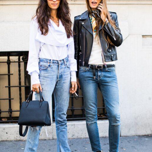 8 τρόποι να φορέσετε τα βασικά κομμάτια της μόδας