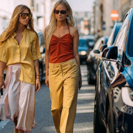 Ο οδηγός της Vogue για καλοκαιρινά στυλ χωρίς φορέματα