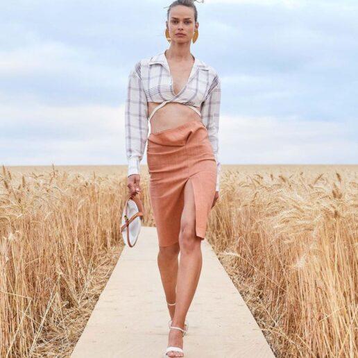 Φούστες με σκίσιμο: Τα 10 σχέδια της μόδας