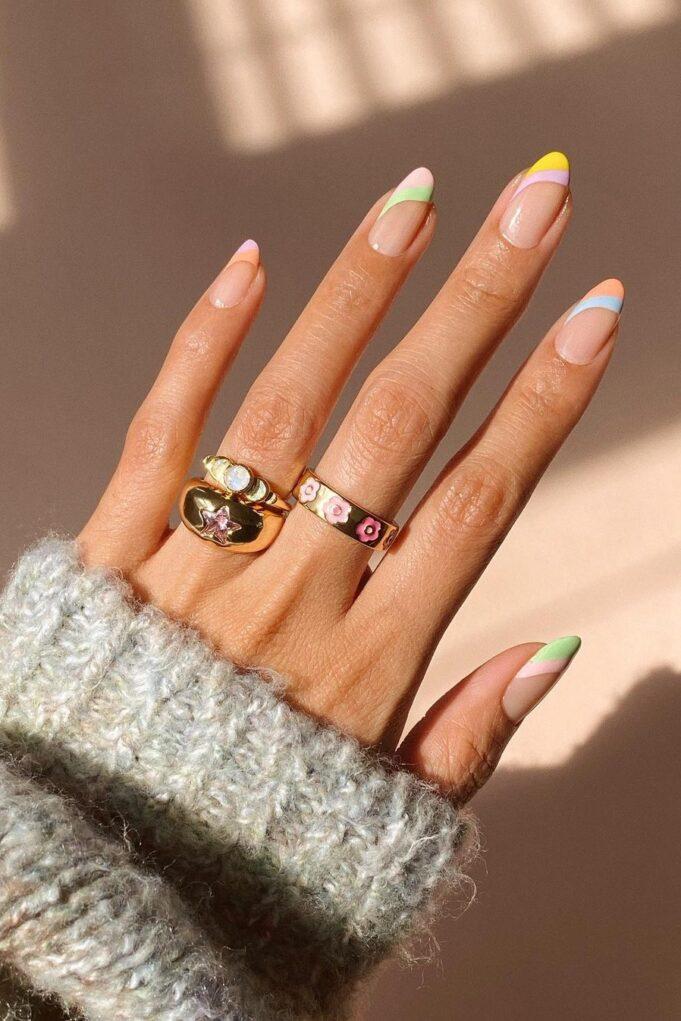 Nailed it: 4 manicure ideas για την επιστροφή στην κανονικότητα