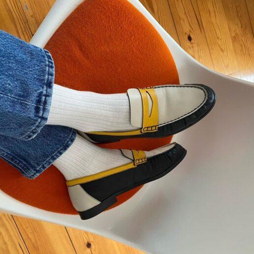Colored Loafers: Το πιο κλασικό παπούτσι δεν είναι πια κλασικό