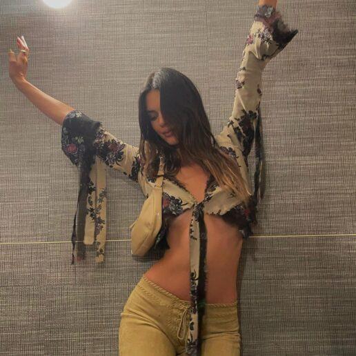 To boho chic επιστρέφει; Η Kendall Jenner λέει ναι