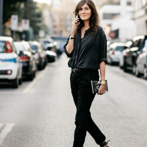 Ο οδηγός της Vogue με τα ωραιότερα μαύρα σανδάλια