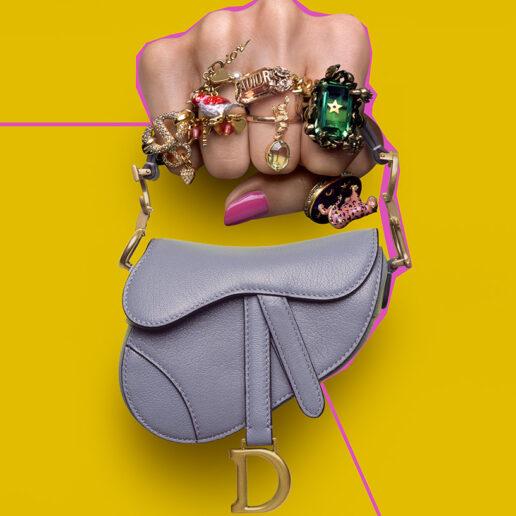 Οι Dior bags σε μίνι μέγεθος