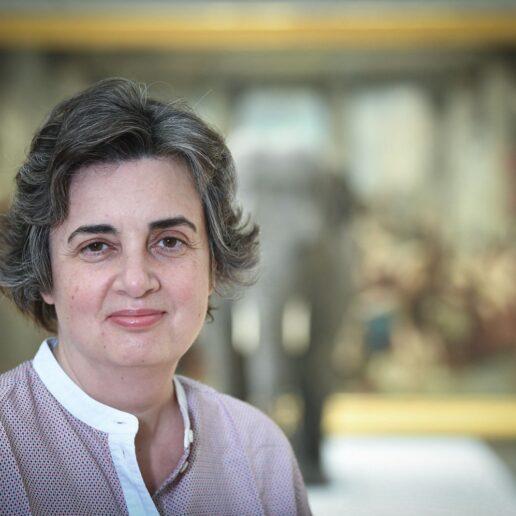 H Laurence des Cars είναι η πρώτη γυναίκα Πρόεδρος του Μουσείου του Λούβρου